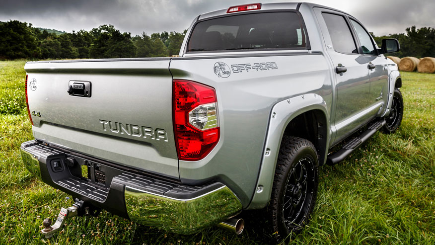 The Ultimate Fishing Toyota Tundra Auto Moto Japan Bullet