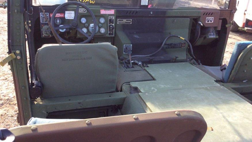 Ex Police Car Auctions >> Military Surplus Vehicles Auction - Vehicle Ideas