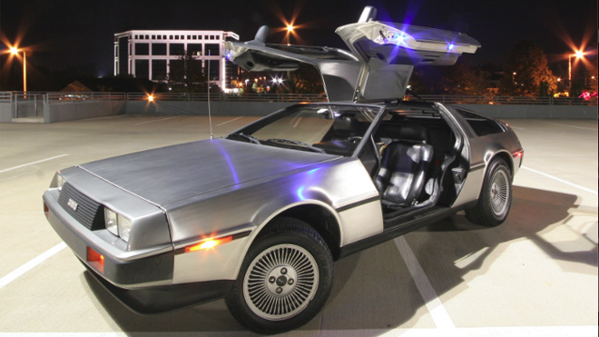 bitcoin motor launches with delorean listing car and truck enthusiast. Black Bedroom Furniture Sets. Home Design Ideas
