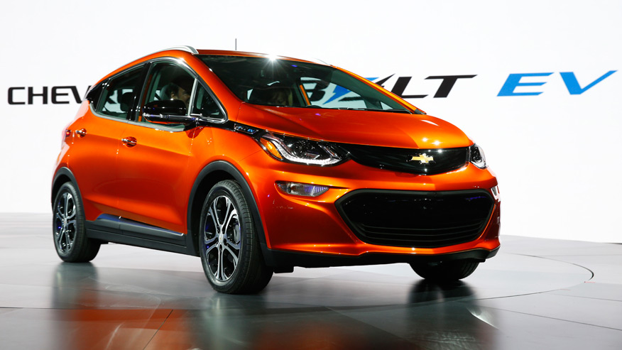 Chevrolet Bolt Confirmed With Model 3-Beating 238 Mile Range