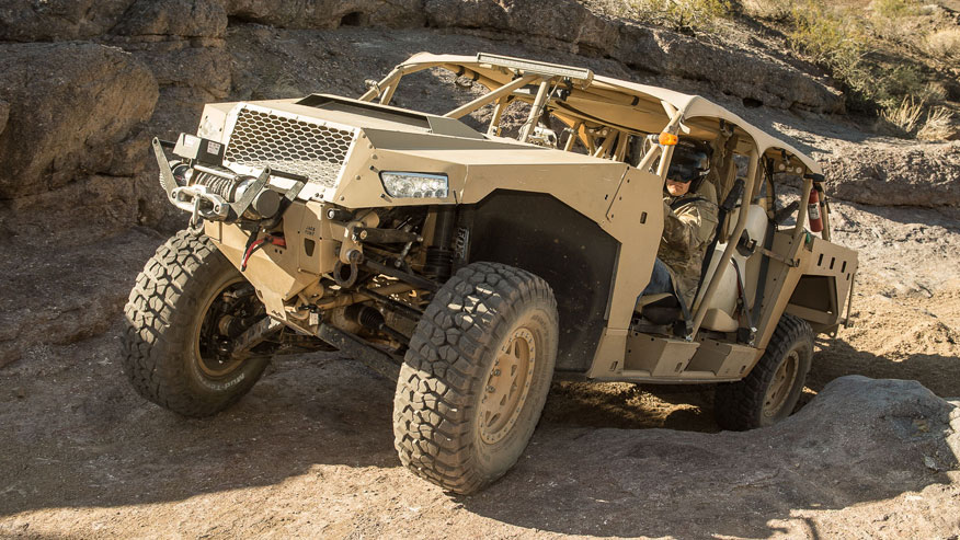 Vídeo: Polaris Dagor – Um off-road com DNA militar