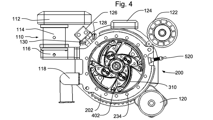 rotary engine re-invented