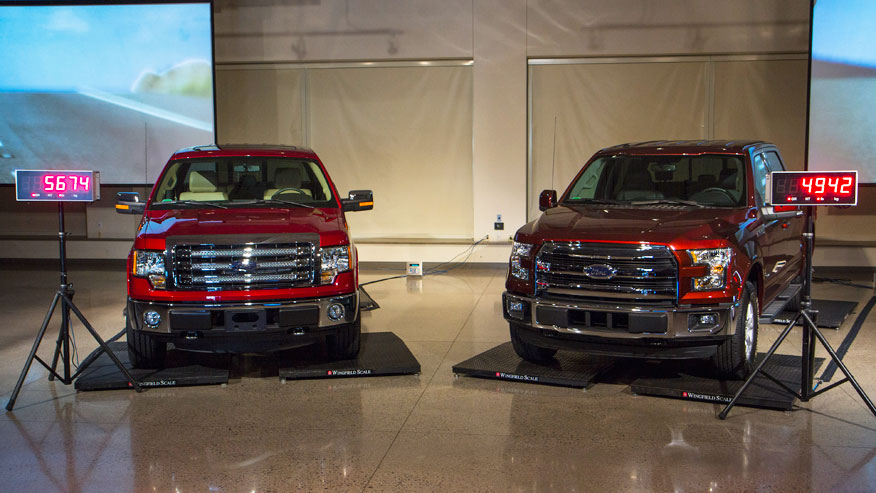 new 2015 f150 weight vs 2014 f150 autos post. Black Bedroom Furniture Sets. Home Design Ideas