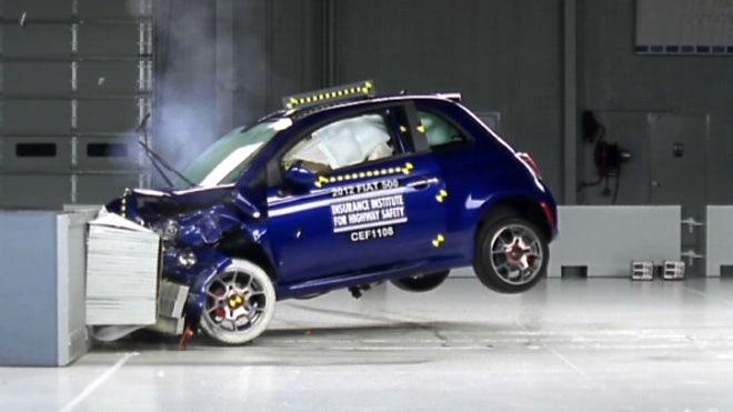 car crash car crash test worst. Black Bedroom Furniture Sets. Home Design Ideas