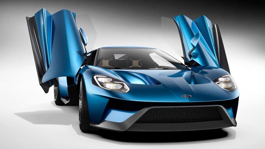 Ford Gt  Price Jpg