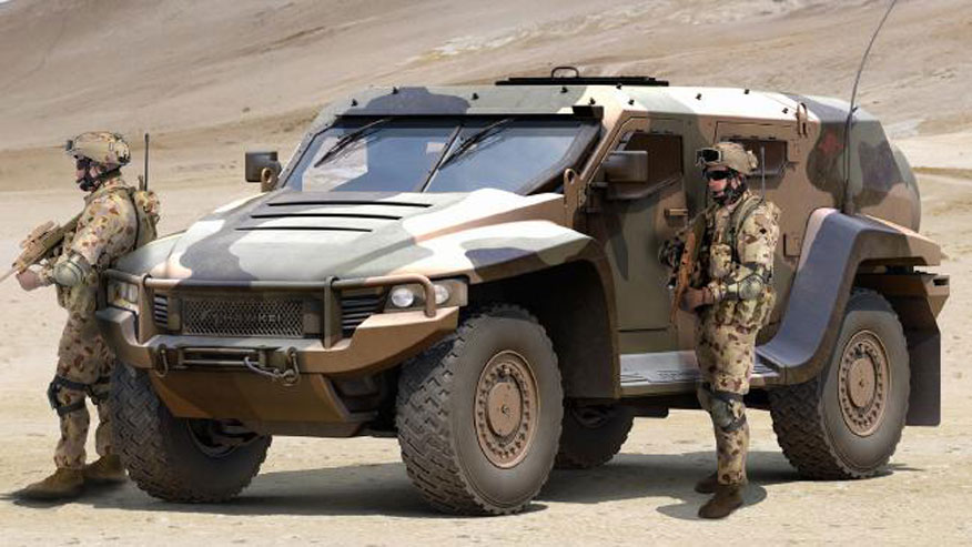 Military Troop Transport Vehicles