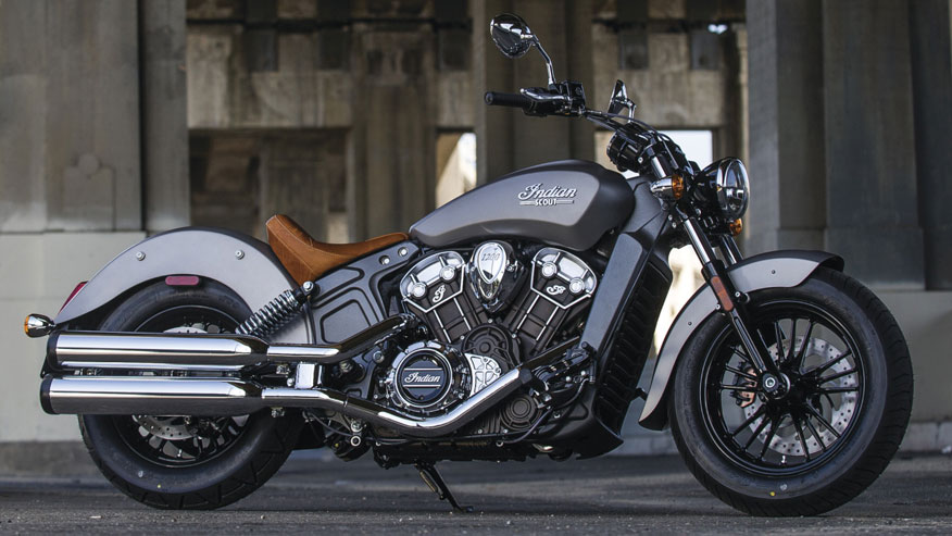 the indian scout motorcycle returns for $10,999