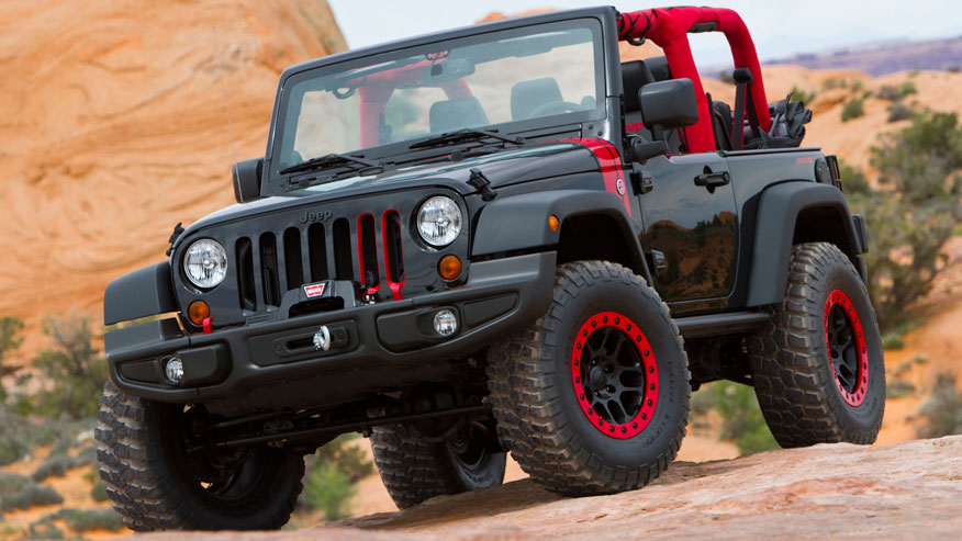 The 2018 Jeep Wrangler is likely to feature aluminum doors and an aluminum hood.