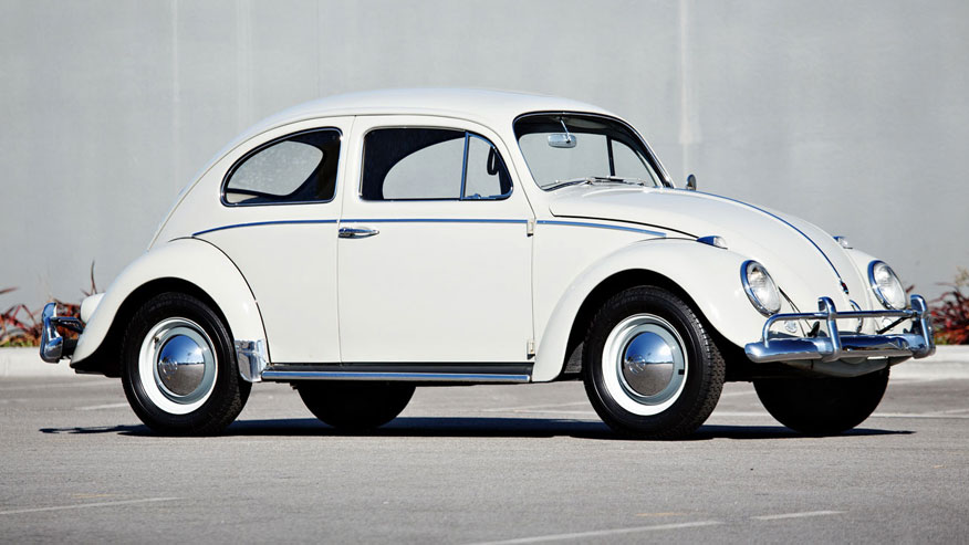 Jerry Seinfeld and the $121,000 Beetle