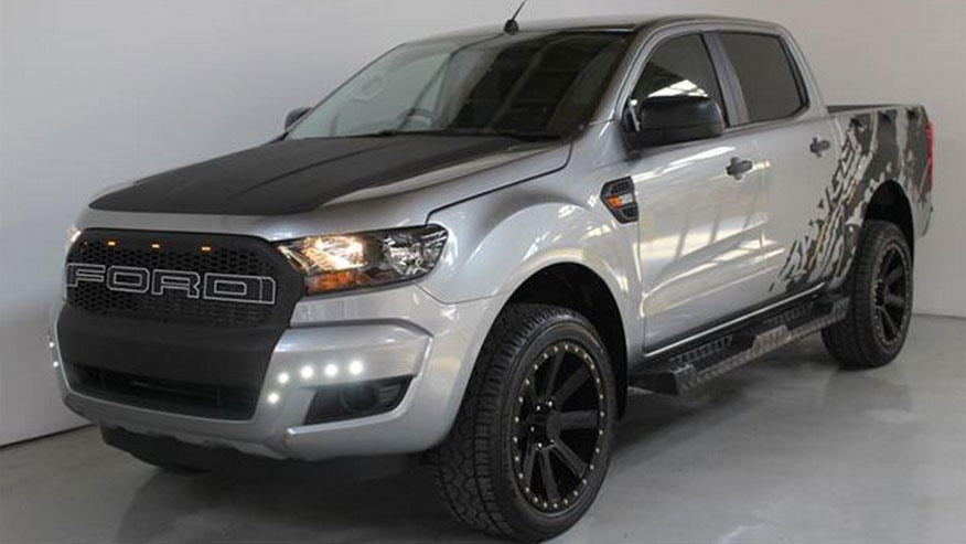 Ford Ranger To Get Raptor S Twin Turbo V6 Ford Inside News Community