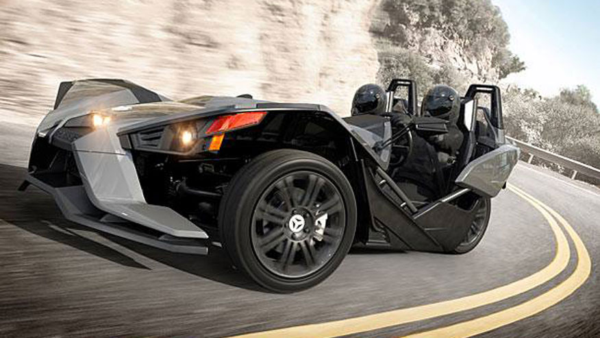 want a 3 wheeled motorcycle but think the cam am spyder is lame polaris slingshot. Black Bedroom Furniture Sets. Home Design Ideas
