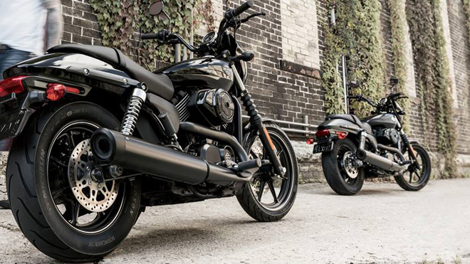 harley-davidson launches small motorcycle lineup