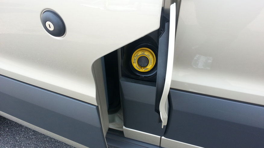 Image Result For Ford Transit Gas Tank