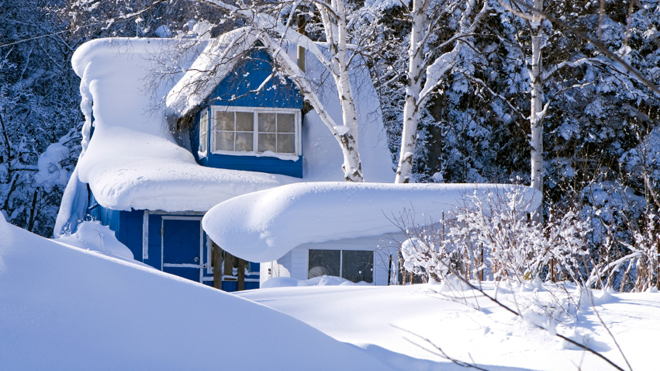 5 household dangers to clear up before winter