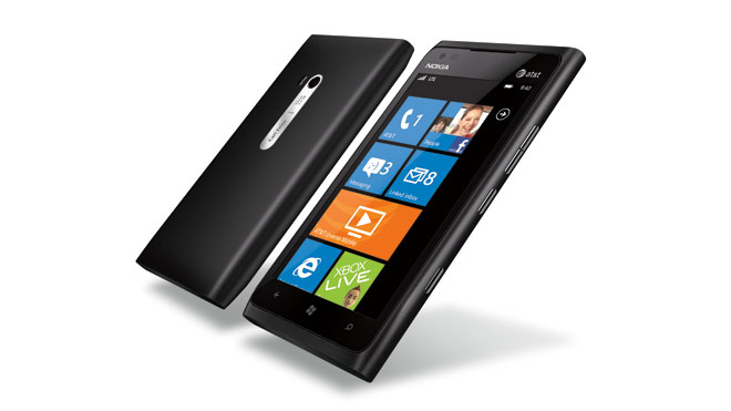 Nokia Lumia 900 in Black