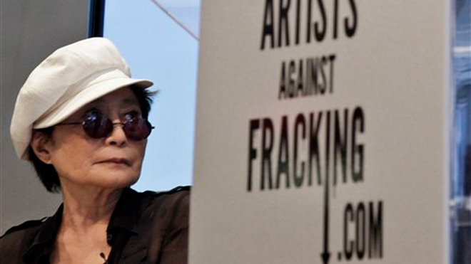 Why do Hollywood celebrities hate fracking?