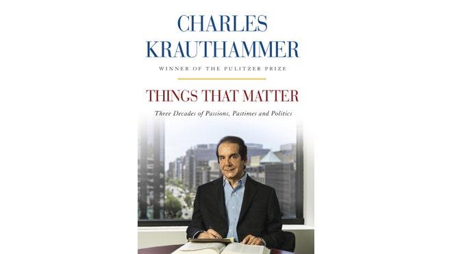 things that matter krauthammer pdf