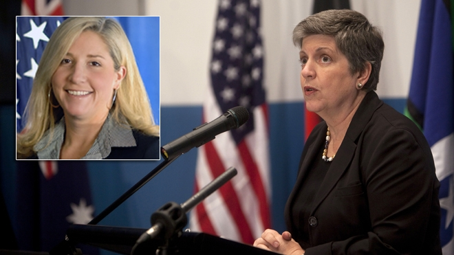 DHS Just Cant Get it Together: Suzanne Barr Resigns