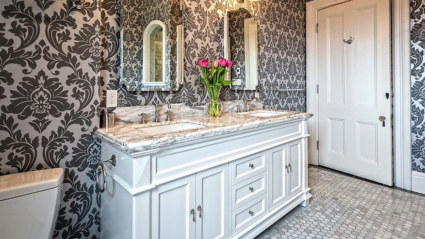 Bathroom Mini Makeovers mini bathroom makeovers | news living