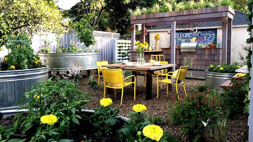 remake your backyard into a mini farm long island