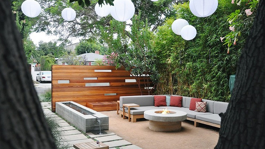 Budget friendly ways to add fun to your patio fox news for Houzz landscape architects