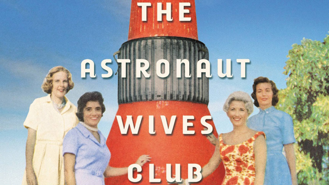 Astronaut wives: book reveals story of space spouses