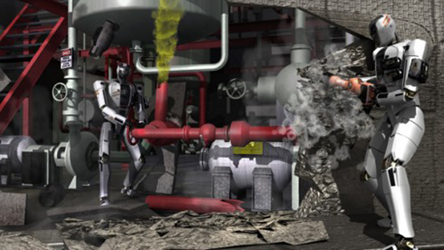 DARPA putting more time, money into humanoid robot
