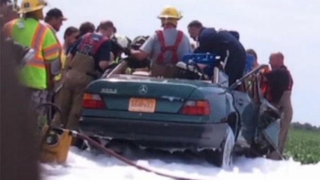 Priest At Missouri Car Accident