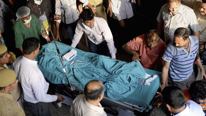 Indian girl, 5, in stable condition after being raped, tortured for 2 ...