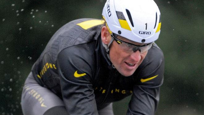 códigos de cupón descuento más bajo grande descuento venta Nike planea continuar sponsoreando a Lance Armstrong ...