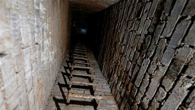 Secret bunker under Prague hotel opens to public