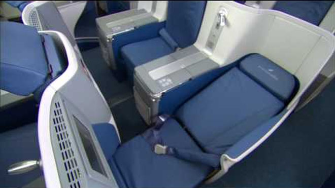 New American Airlines Planes Give Foreign Carriers Serious