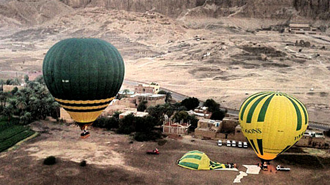 Are your hot air balloon travel excursions safe?