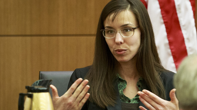 Jodi Arias and Her Attorneys
