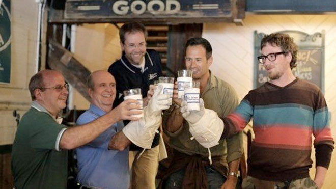 Dogfish Head creates a beer made with moon dust