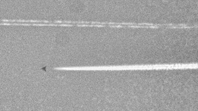 'Mystery' aircraft reportedly spotted flying over Texas raises speculation