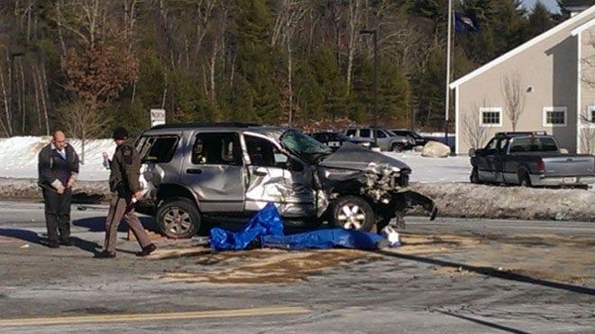 Brookline Car Accident