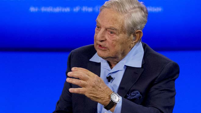 Billionaire George Soros funds $15M effort to stop Trump, mobilize Latinos