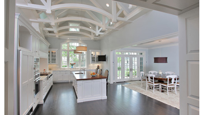 Houzz Home Design Ideas: Learn The Language Of Trusses In Design