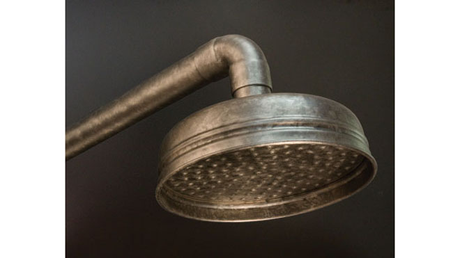 Remodeling and Renovations     Hip shower heads for loft bathrooms