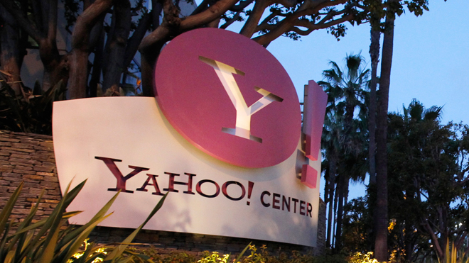 Yahoo Offices in Santa Monica