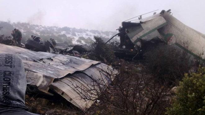 Crash Hercule C-130 7T-WHM Algeria-internal