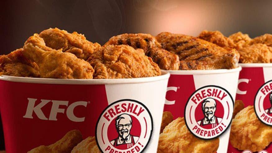Taste test for KFC's original recipe