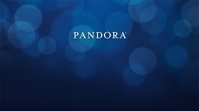 Pandora Screengrab