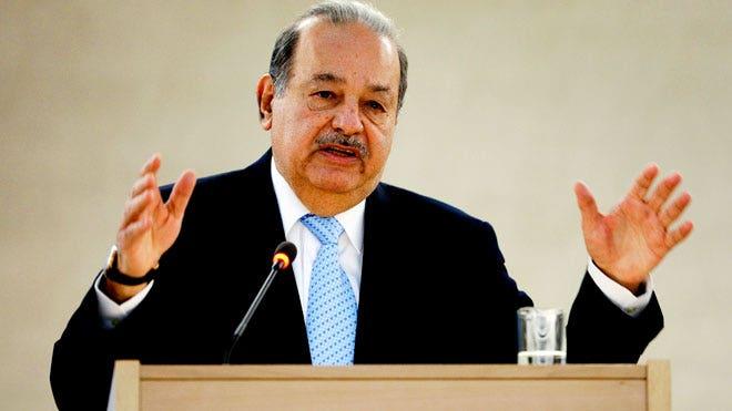 Carlos Slim, Carlos Slim Helu