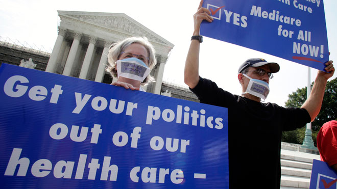Health-Care Ruling Supreme Court
