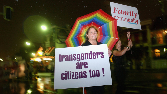 Transgender movement