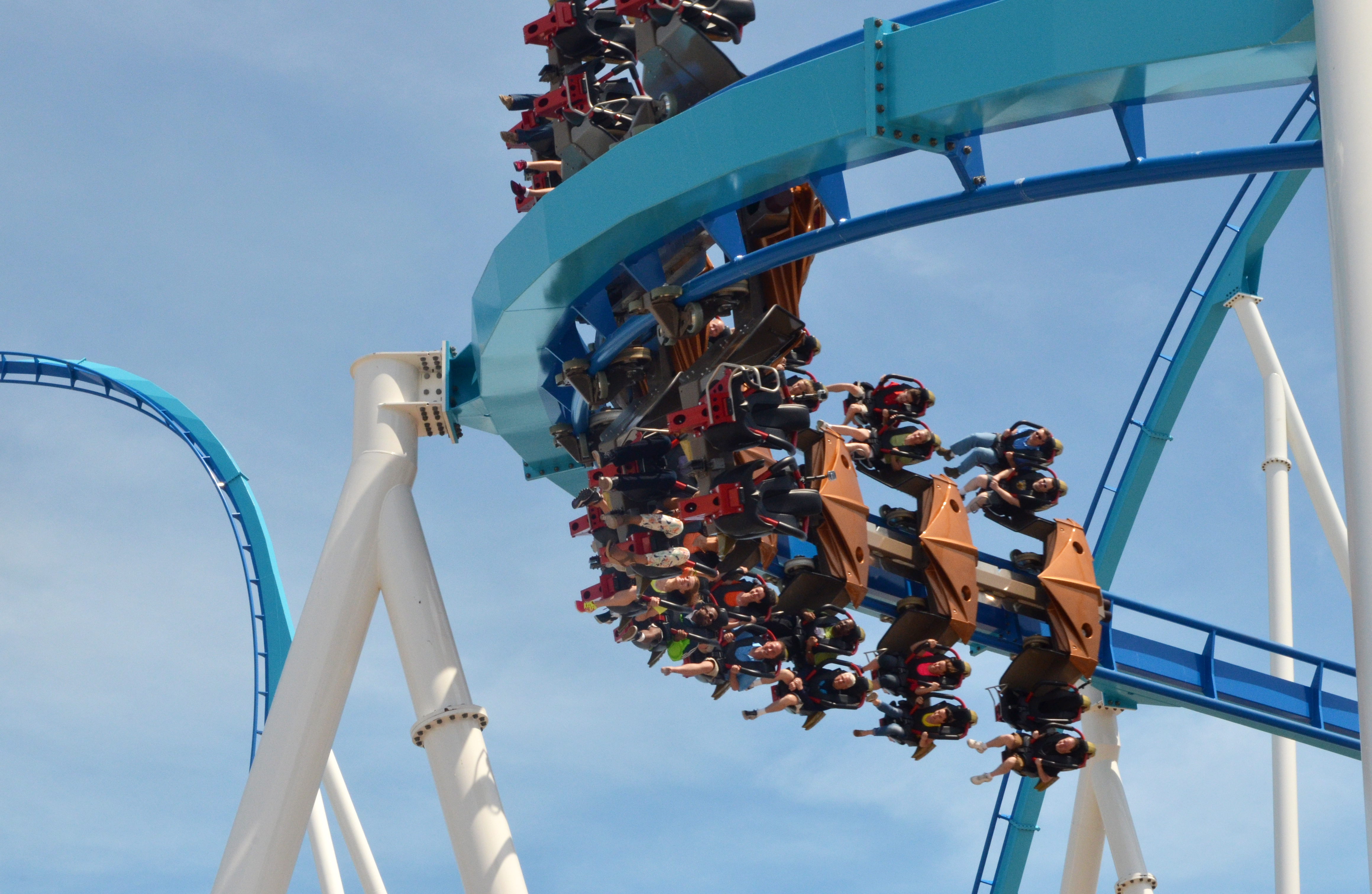 New rollercoaster opens soon at Cedar Point