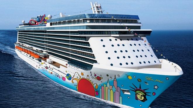 Taking The Kids  On The Norwegian Cruise Line Breakaway