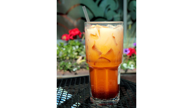 Our recipe for Thai iced coffee contains a savory blend of coffee ...